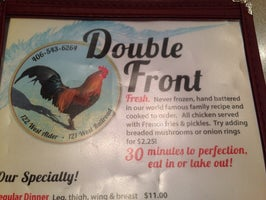 Double Front Cafe