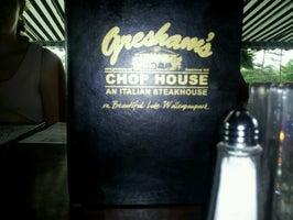 Gresham's Chop House