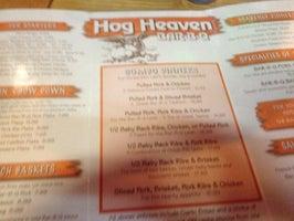 Hog Heaven Bar-B-Q
