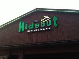 20's Hideout Steakhouse