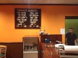 Tamales Alberto