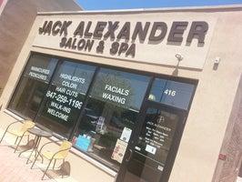 Jack Alexander Salon & Spa