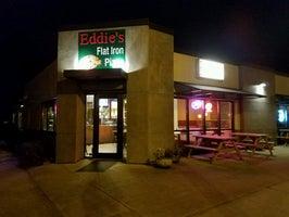 Eddie's Flat Iron Pizza