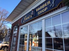 Louie's Barber Shop