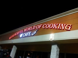 Wonderful World Of Cooking Cafe