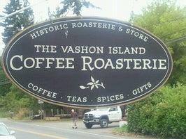 Vashon Island Coffee Roasterie