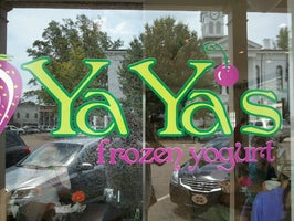 Ya-Ya's Frozen Yogurt