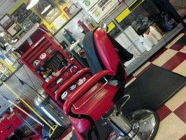 Barbersville Barber Garage