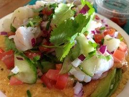 Tacos Punta Cabras