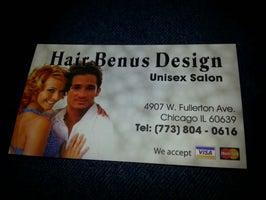 Hair Benus Design