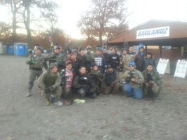 Badlandz Paintball Field