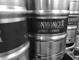 Naughty Soda / Ironmonger Brewing