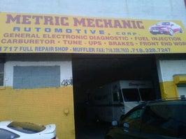 Metric Mechanic Automotive