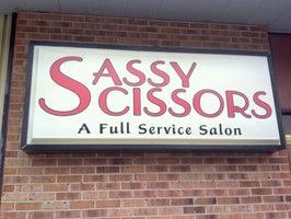 Valeries Sassy Scissors