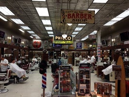Carl's Old Time Barber Shop