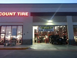 Discount Tire Store