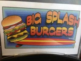 Big Splash Burgers
