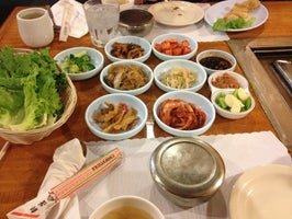 Woo Chon Korea House