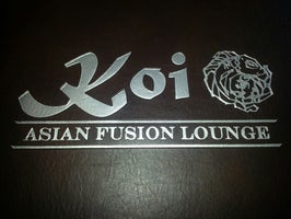 Koi Asian Fusion Lounge