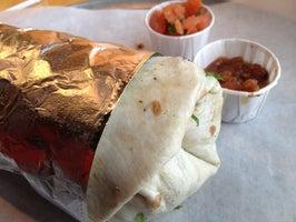 Phat Burrito