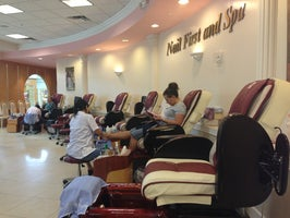 Nails First & Spa