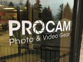 PROCAM Photo & Video Gear