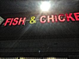 Captain Jay Fish & Chicken