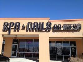 Spa And Nails On Mesa