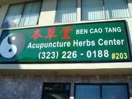 Ben Cao Tang Acupuncture Herbs Center