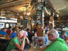 Moby Dick Seafood Restaurant