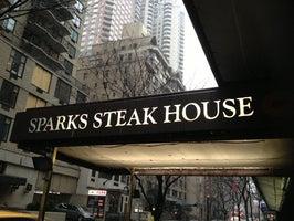 Sparks Steak House
