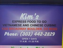 Kim's Food To Go