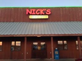 Nick's BBQ & Catfish