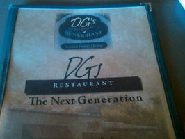 DG's Family Restaurant