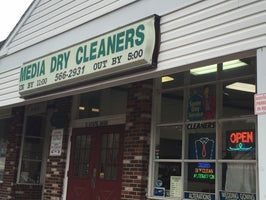 Media Dry Cleaners