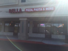 Bella Pizza, Pasta and More