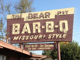 The Bear Pit Barbeque