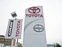Cabe Toyota Long Beach