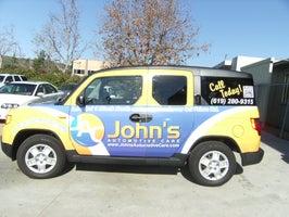 John's Automotive Care