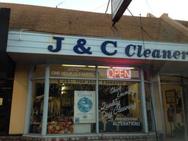 J & C One Hour Cleaners