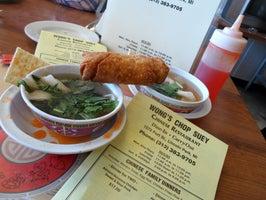Wong's Chop Suey