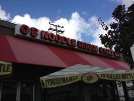 OB Noodle House & Sake Bar