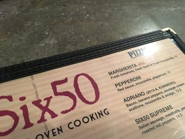Six50 Black Oven Cooking