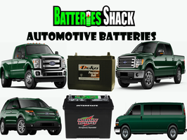 Batteries shack