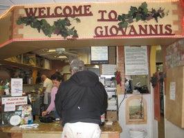 Giovanni's Pizza and Pasta