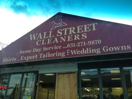 Wall Street Dry Cleaners