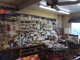 Carpenter Hardware