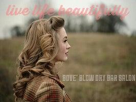 Bove Blow Dry Bar Salon