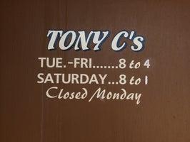 Tony C's Hairstyling