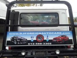 DJ Foreign Auto Care